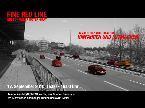 FINE RED LINE